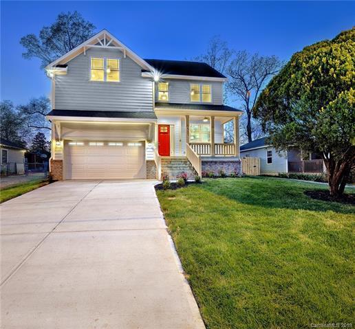 1921 Umstead Street, Charlotte, NC 28205 (#3493815) :: Washburn Real Estate