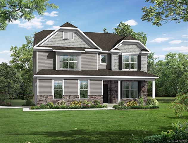 4408 Falls Lake Drive SW Lot 98, Concord, NC 28025 (#3493843) :: MartinGroup Properties