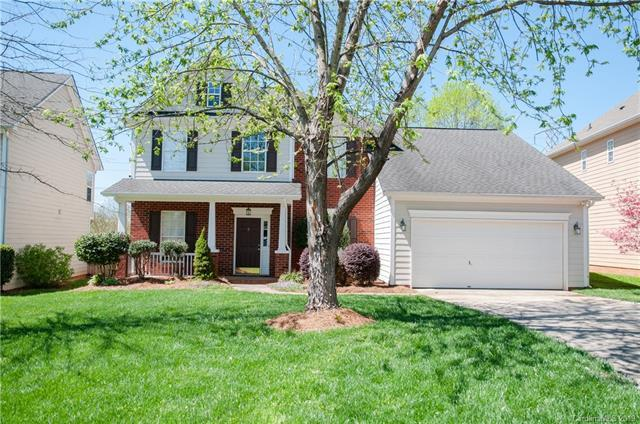 124 Trotter Ridge Drive, Mooresville, NC 28117 (#3493846) :: The Ramsey Group