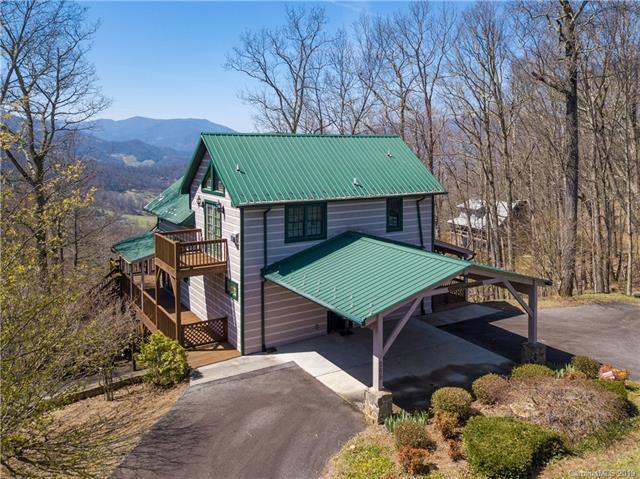 265 Smokey Ridge Loop, Waynesville, NC 28786 (#3493893) :: Puffer Properties