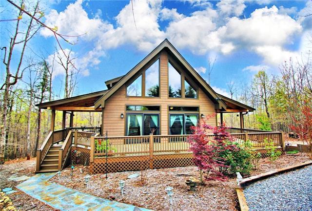 68 Woodgate Trail, Nebo, NC 28761 (#3493899) :: Puffer Properties