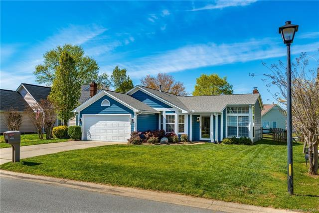 4212 Compton Court, Indian Trail, NC 28079 (#3493993) :: Exit Mountain Realty