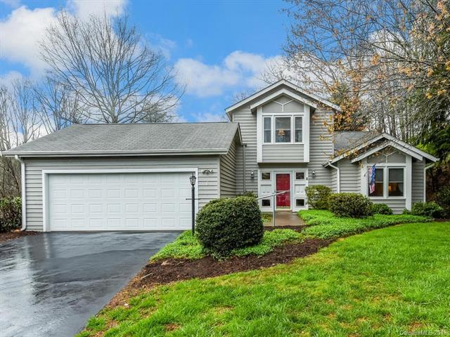 6 Laurel Place Drive, Asheville, NC 28803 (#3494000) :: Keller Williams Professionals