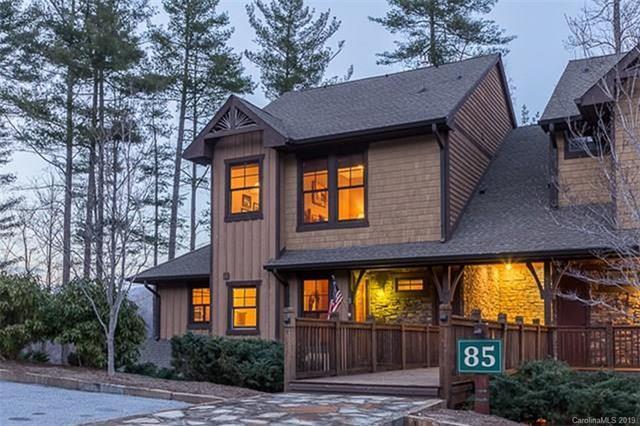 85 Southshore Drive Bldg B2, Unit C, Tuckasegee, NC 28783 (#3494072) :: Washburn Real Estate