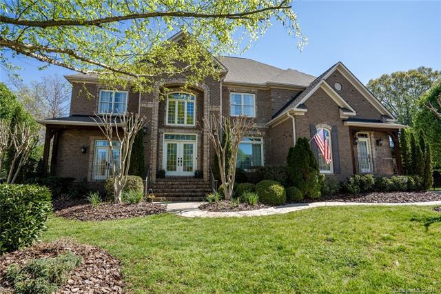 540 Keystone Court NW, Concord, NC 28027 (#3494112) :: Washburn Real Estate