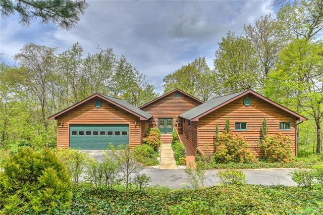 131 Crystal Falls Drive, Fairview, NC 28730 (#3494188) :: Rinehart Realty