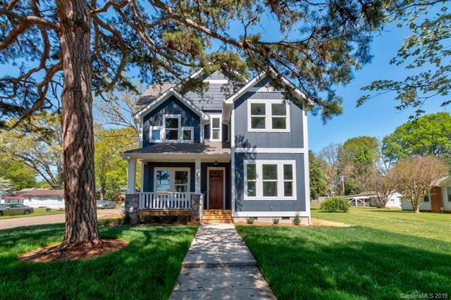 2901 Attaberry Drive, Charlotte, NC 28205 (#3494192) :: Odell Realty