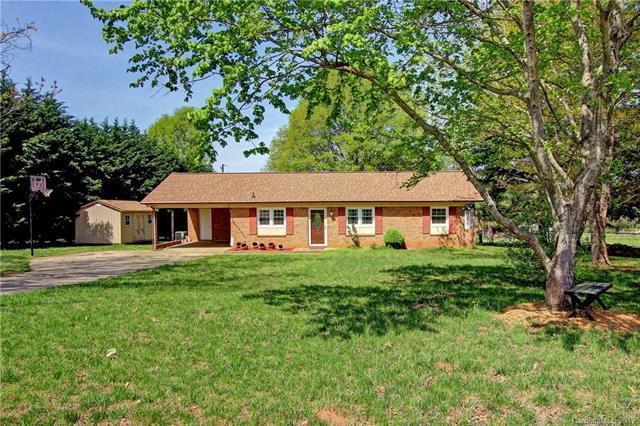 144 Mcmillian Heights Road, Iron Station, NC 28080 (#3494355) :: Bluaxis Realty
