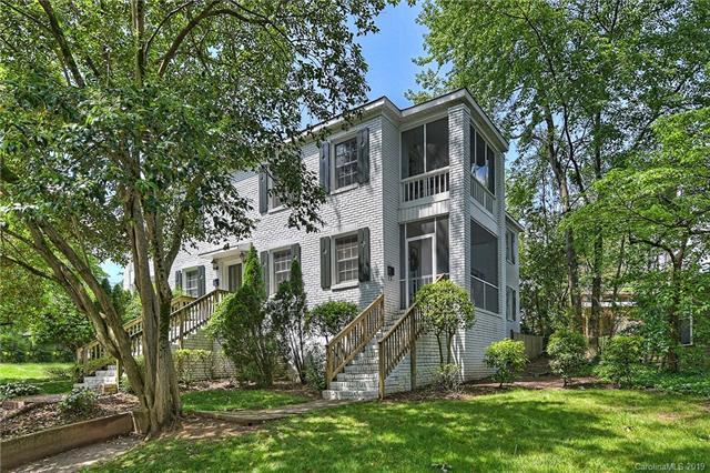 119 Laurel Avenue N #2, Charlotte, NC 28207 (#3494409) :: Homes Charlotte