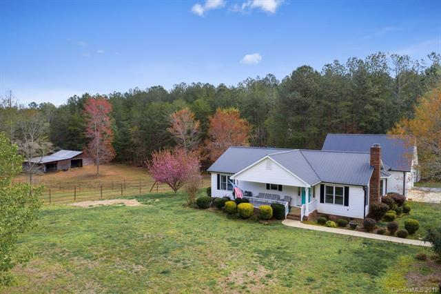 120 Mossy Rock Trail, Iron Station, NC 28080 (#3494442) :: Odell Realty