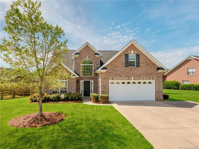 816 Treva Anne Drive SW, Concord, NC 28027 (#3494452) :: MartinGroup Properties