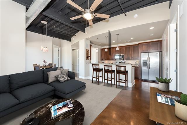 2338 Yadkin Avenue #407, Charlotte, NC 28205 (#3494466) :: Stephen Cooley Real Estate Group