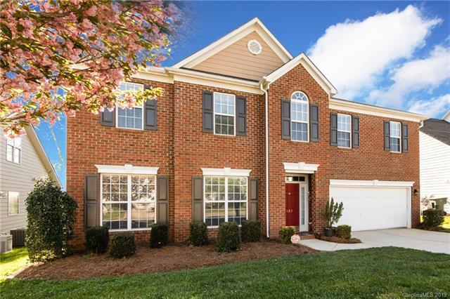 122 Trotter Ridge Drive, Mooresville, NC 28117 (#3494469) :: High Performance Real Estate Advisors