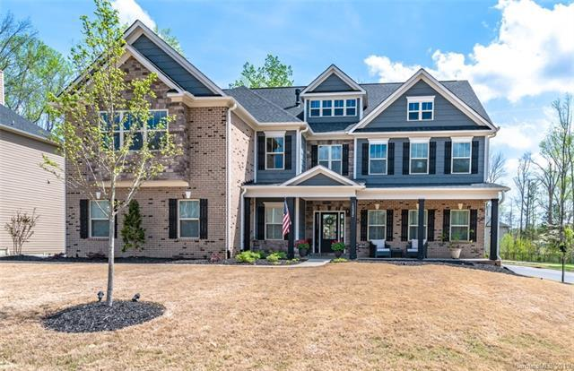 15302 Guthrie Drive, Huntersville, NC 28078 (#3494493) :: High Performance Real Estate Advisors