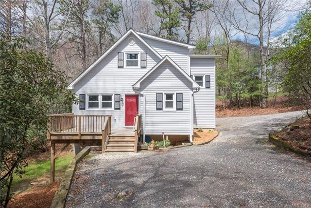 30 Locust Street A, Black Mountain, NC 28711 (#3494510) :: Puffer Properties