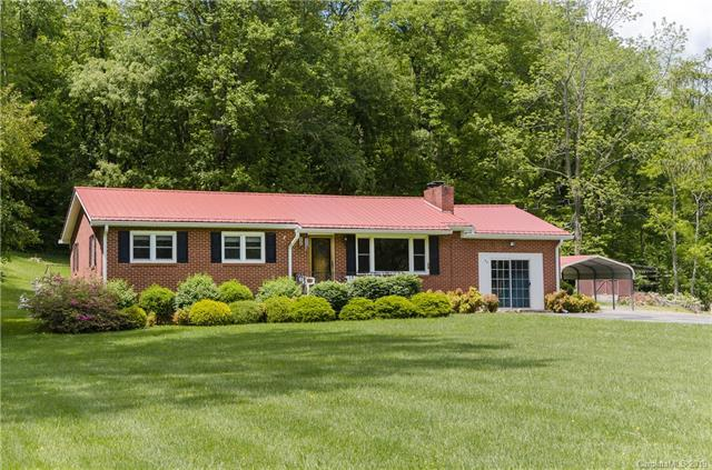 35 R And K Drive, Waynesville, NC 28786 (#3494526) :: The Elite Group