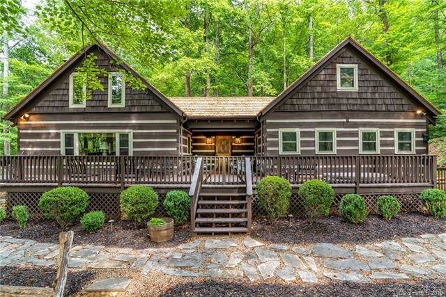 934 Mountain Forest Drive, Union Mills, NC 28167 (#3494592) :: Carlyle Properties