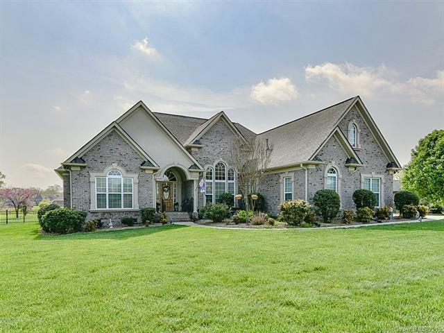 2825 Smith Field Drive, Monroe, NC 28110 (#3494671) :: Rinehart Realty