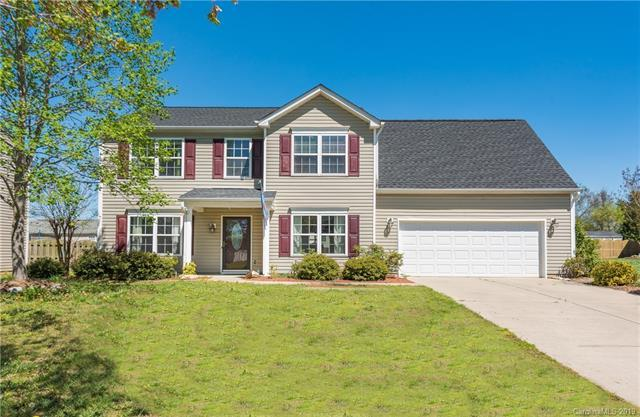2007 Oakbriar Circle, Indian Trail, NC 28079 (#3494712) :: MECA Realty, LLC