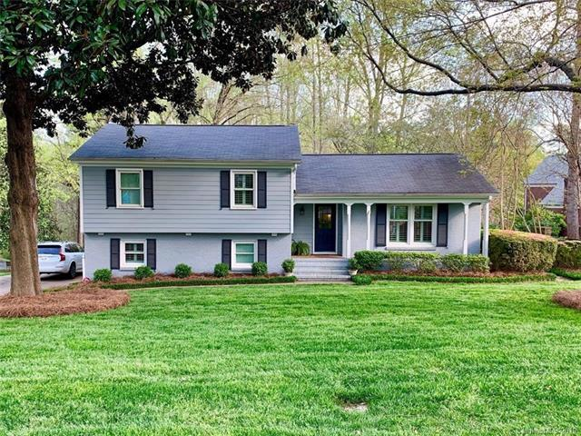 3801 Huckleberry Road, Charlotte, NC 28210 (#3494714) :: LePage Johnson Realty Group, LLC