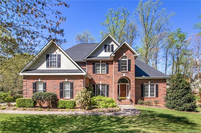 416 Gleneagles Road W, Statesville, NC 28625 (#3494782) :: High Performance Real Estate Advisors