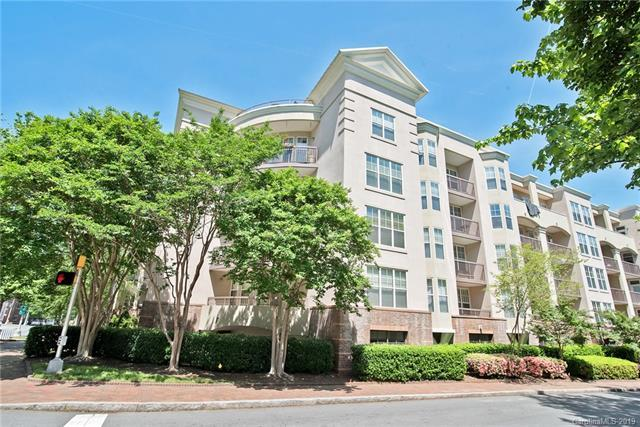 405 W 7th Street #305, Charlotte, NC 28202 (#3494835) :: The Ramsey Group