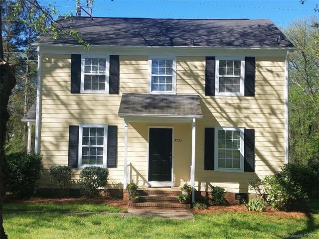 9724 Buckskin Lane, Mint Hill, NC 28227 (#3494839) :: Keller Williams South Park