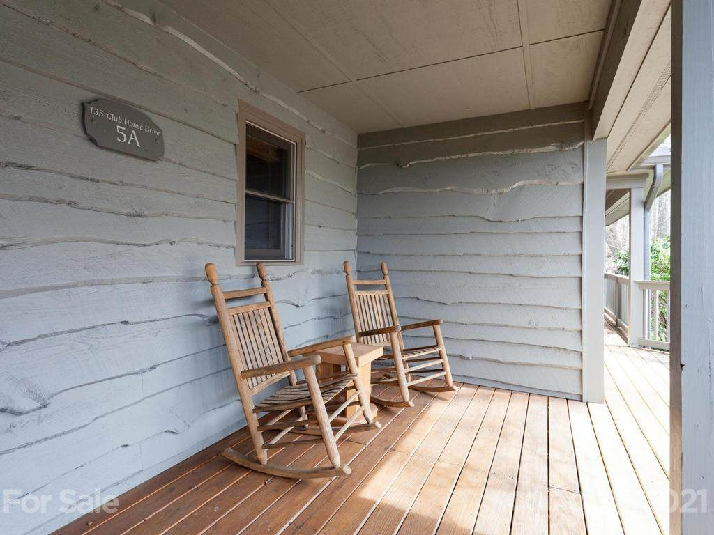 135 Clubhouse Drive 5-A, Burnsville, NC 28714 (#3494848) :: High Performance Real Estate Advisors