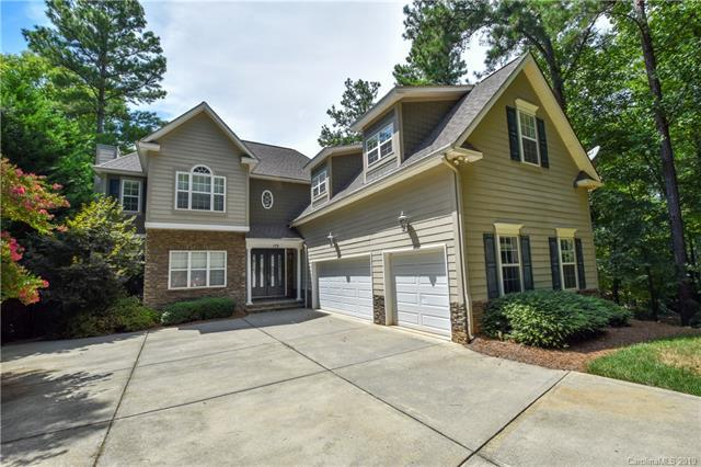 172 Deer Run Drive, Troutman, NC 28166 (#3494863) :: Odell Realty