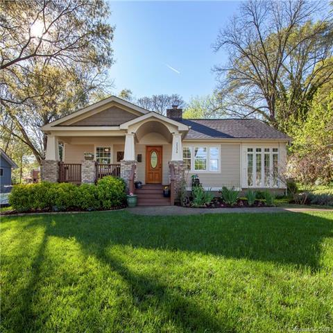 2234 Pinckney Avenue, Charlotte, NC 28205 (#3494880) :: Washburn Real Estate