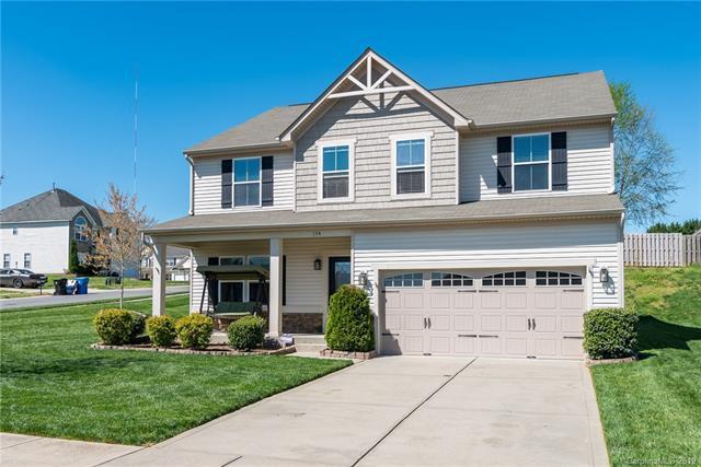134 Ashton Drive, Mooresville, NC 28115 (#3494896) :: MartinGroup Properties