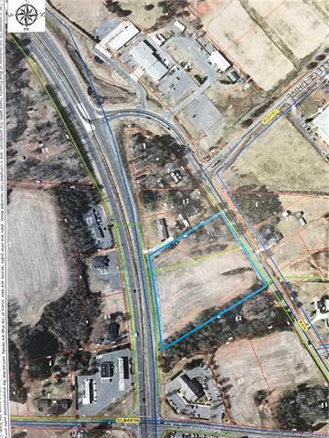 2627 W Main Street, Albemarle, NC 28001 (#3494909) :: Robert Greene Real Estate, Inc.