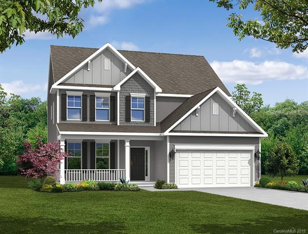 4390 Falls Lake Drive SW Lot 95, Concord, NC 28025 (#3494918) :: MartinGroup Properties