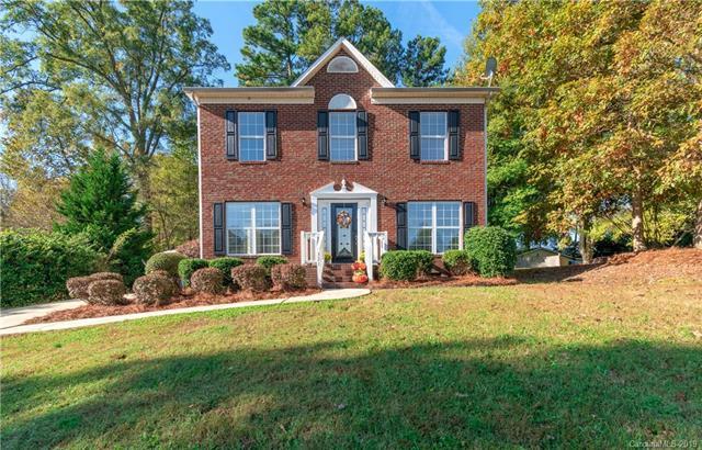321 Hillcrest Drive, Huntersville, NC 28078 (#3495079) :: Rinehart Realty