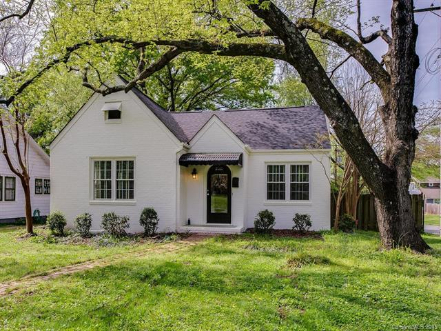 2000 Marguerite Avenue, Charlotte, NC 28205 (#3495201) :: Scarlett Real Estate