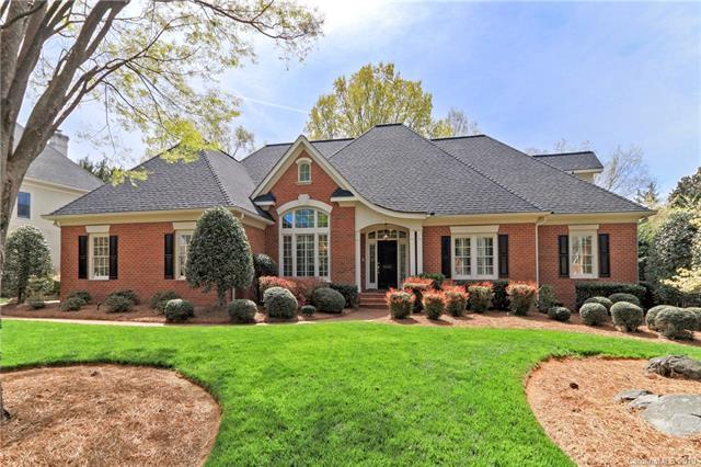 3205 Springs Farm Lane, Charlotte, NC 28226 (#3495208) :: High Performance Real Estate Advisors