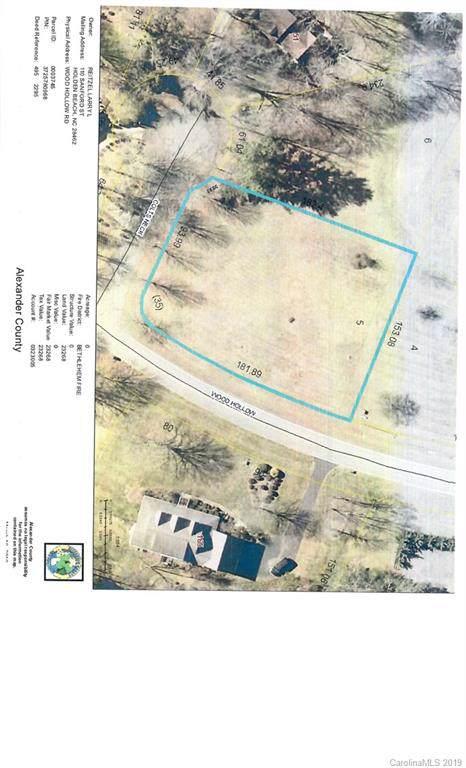 Lot 5 Woodhollow Road, Taylorsville, NC 28681 (#3495301) :: Rinehart Realty