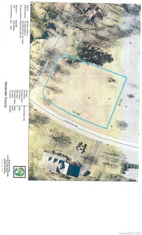 Lot 5 Woodhollow Road, Taylorsville, NC 28681 (#3495301) :: The Sarver Group