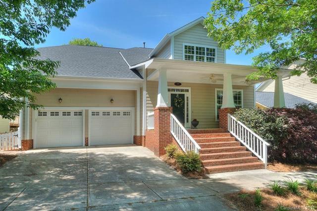 207 Fairview Lane, Davidson, NC 28036 (#3495311) :: MartinGroup Properties