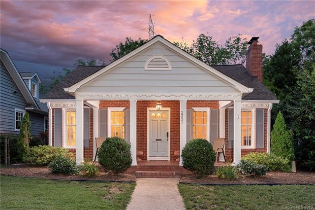 2221 Charlotte Drive, Charlotte, NC 28203 (#3495388) :: Roby Realty