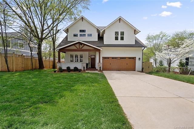 330 Dover Avenue, Charlotte, NC 28209 (#3495456) :: Washburn Real Estate
