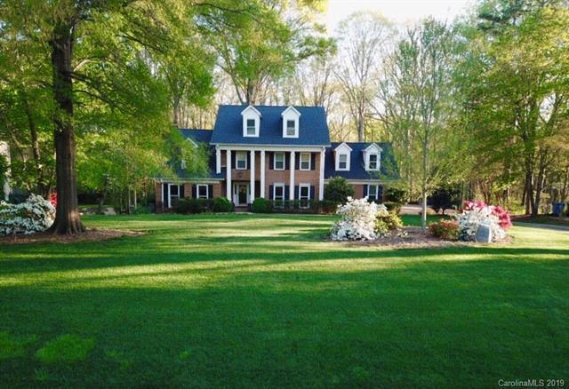 6101 Palomino Ridge, Matthews, NC 28104 (#3495593) :: Caulder Realty and Land Co.