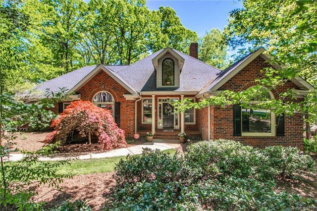3010 Providence Hills Drive, Matthews, NC 28105 (#3495634) :: High Performance Real Estate Advisors
