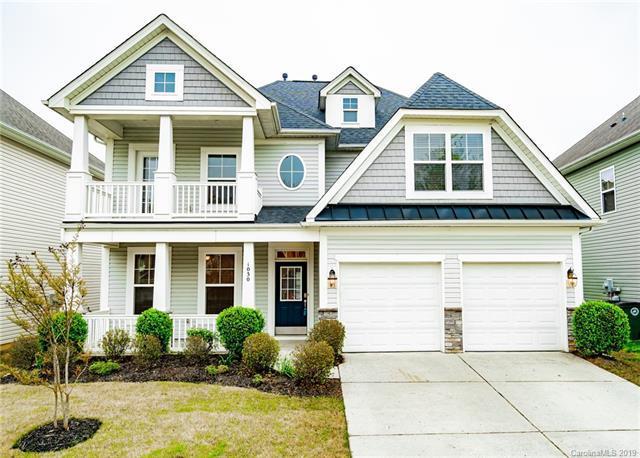 1030 Fleming Lane, Matthews, NC 28104 (#3495648) :: Odell Realty