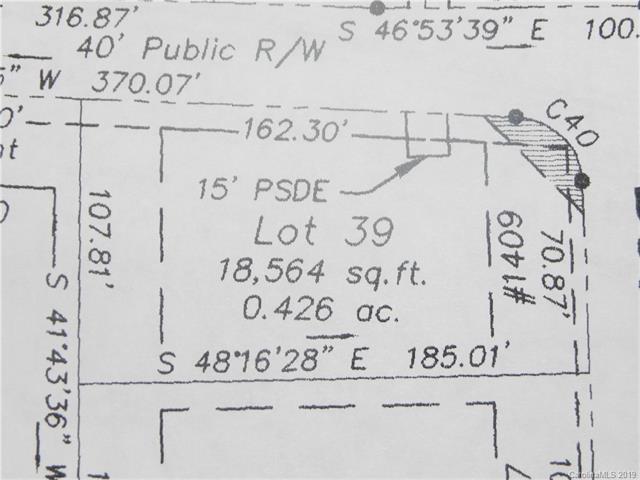 1409 Becklow Court #39, Indian Trail, NC 28079 (#3495677) :: Carver Pressley, REALTORS®