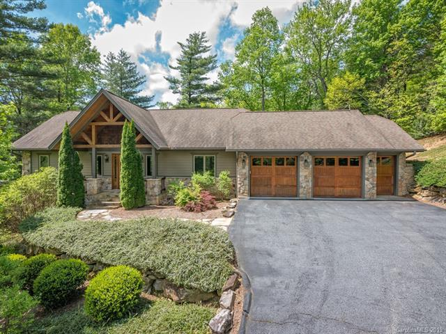 174 Chattooga Run, Hendersonville, NC 28739 (#3495820) :: Bluaxis Realty