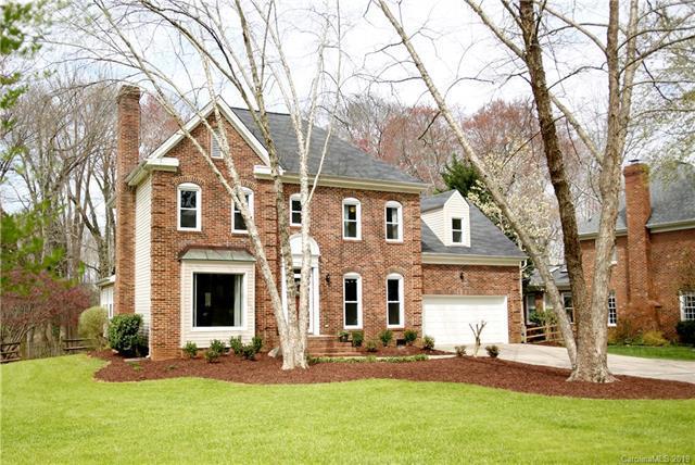15101 Chilgrove Lane, Huntersville, NC 28078 (#3495823) :: MartinGroup Properties
