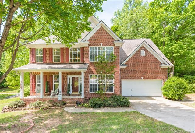 1002 Talbot Court, Indian Trail, NC 28079 (#3495850) :: LePage Johnson Realty Group, LLC