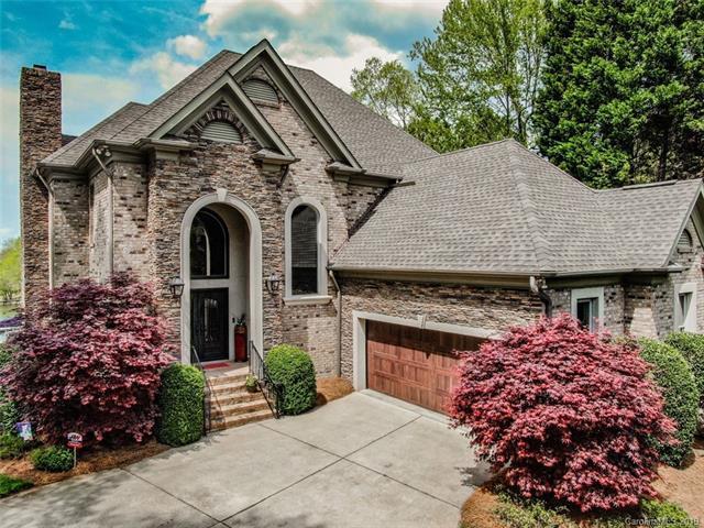18017 Peninsula Club Drive N, Cornelius, NC 28031 (#3495855) :: Washburn Real Estate