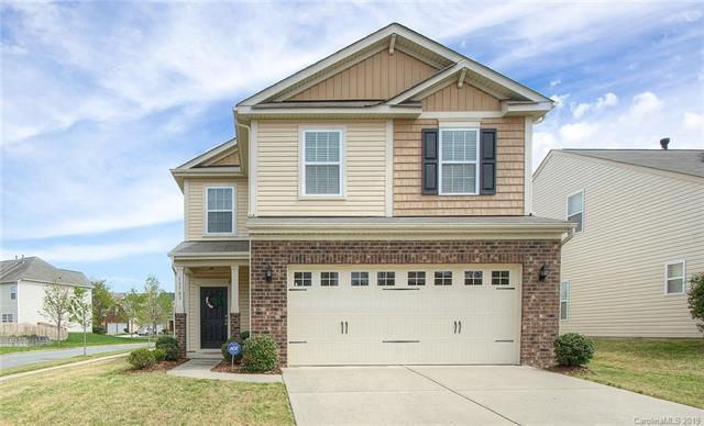 13703 Porter Creek Road, Charlotte, NC 28262 (#3495915) :: Odell Realty